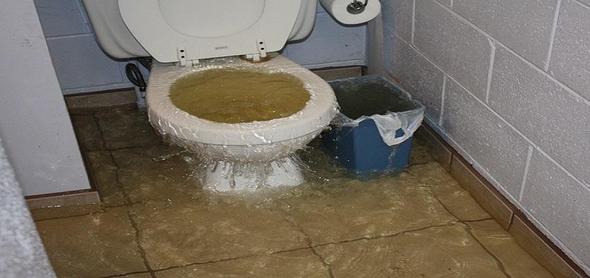 Running Toilets