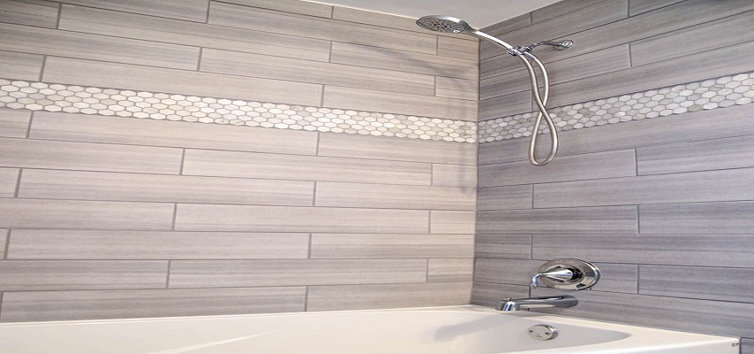 Tiles used in Bathrooms